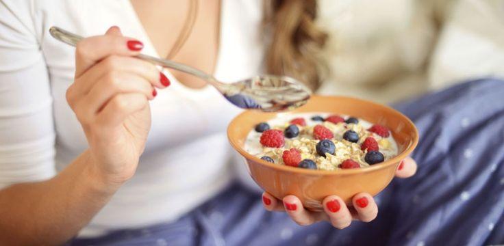 Perfekt versorgt: vegetarische Lebensmittel mit viel Eisen