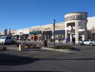Need some shopping therapy? Check out the Battlefield Mall.