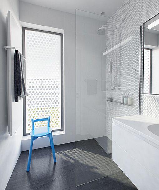 Dormitorio juvenil en la buhardilla cuarto de ba o con - Cuartos de bano juveniles ...