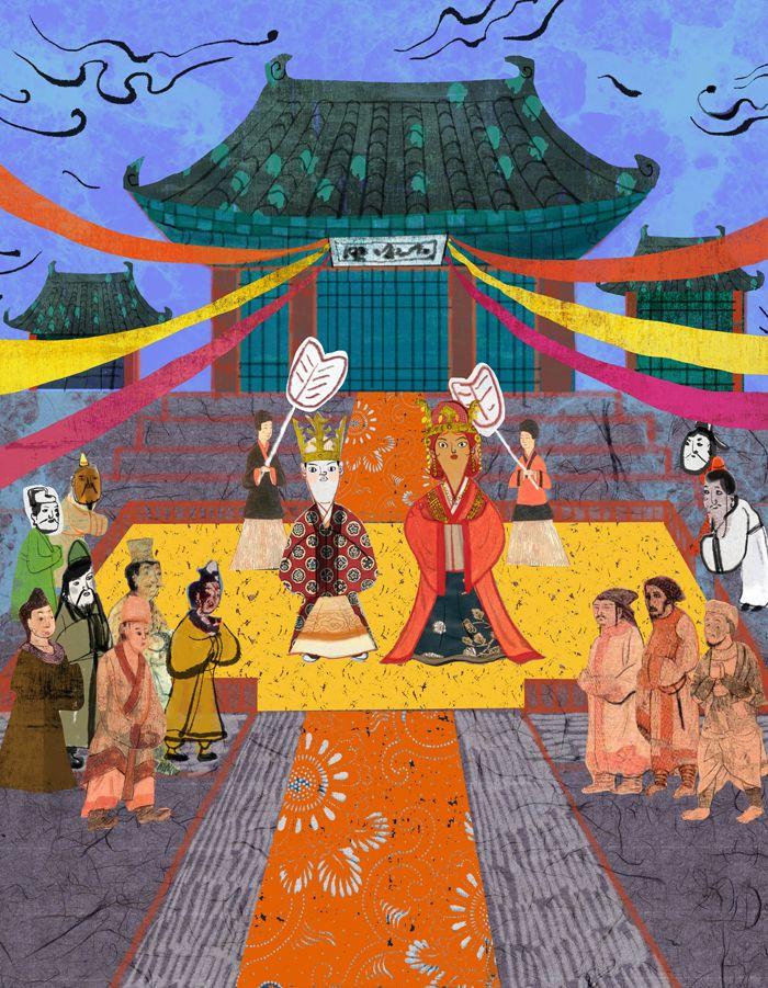 King Suro of Gaya