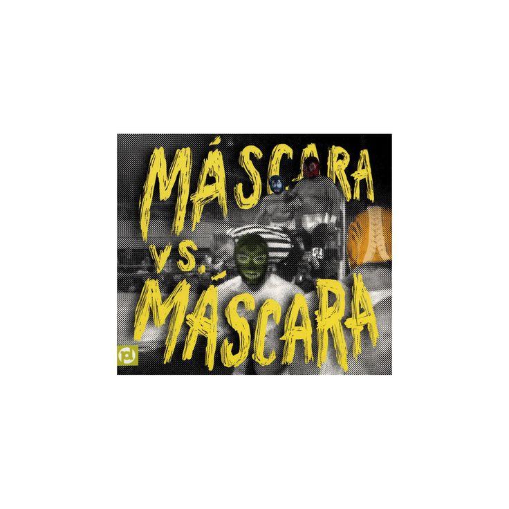 Mascaras - Mascara vs mascara (Vinyl)