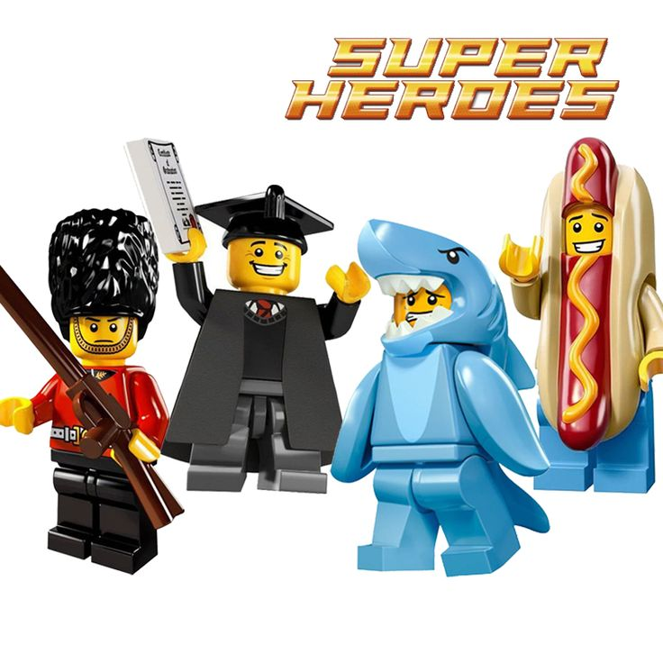 $0.76 (Buy here: https://alitems.com/g/1e8d114494ebda23ff8b16525dc3e8/?i=5&ulp=https%3A%2F%2Fwww.aliexpress.com%2Fitem%2F1PC-Graduates-Sharkman-Building-Blocks-Imperial-Guard-Minifigure-Assemble-Figures-Bricks-Education-Learning-Toys-For-Kids%2F32720713012.html ) 1PC Graduates Sharkman Building Blocks Imperial Guard  Minifigure Assemble Figures Bricks Education Learning Toys For Kids for just $0.76