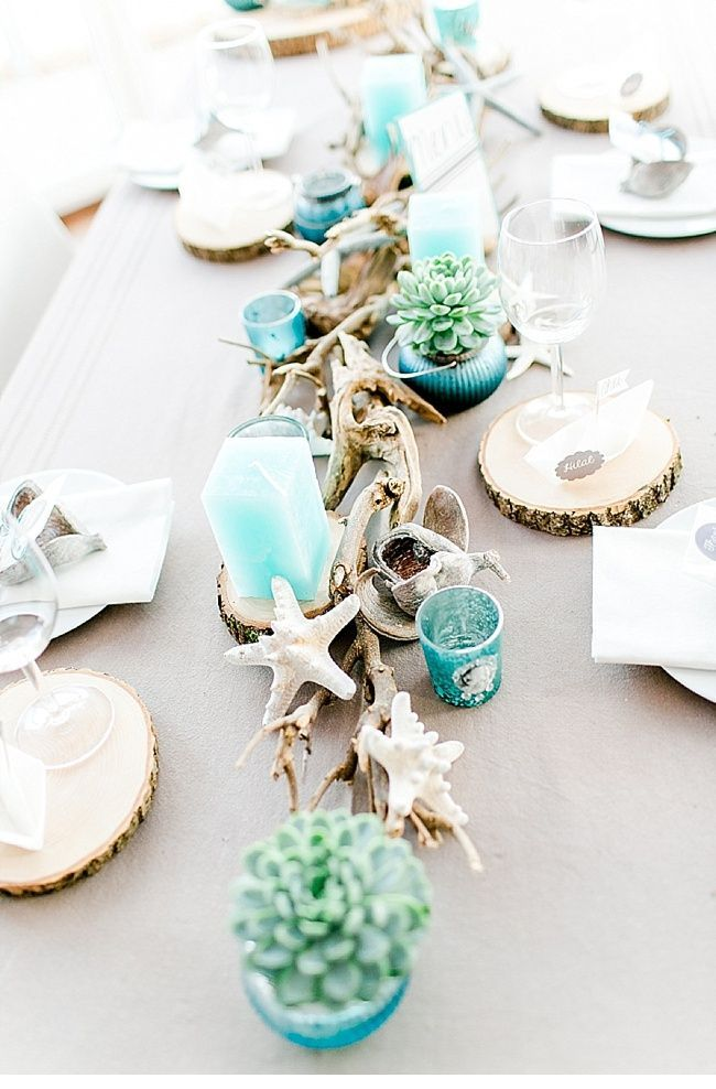 Rustic-maritime wedding-feeling