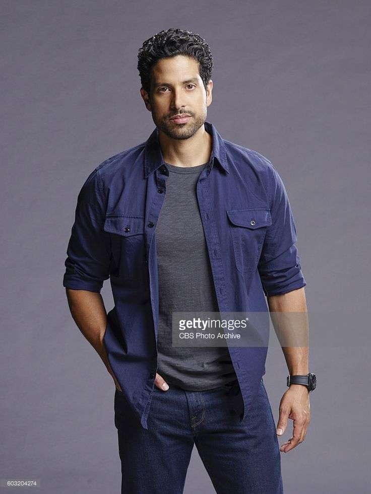 Adam Rodriguez plays Luke Alvez on Criminal Minds.