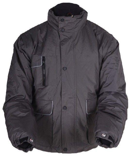 Proof Gray Outdoor Men Jackets  Price: $30.55 USD