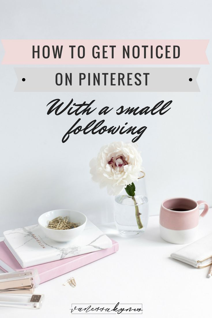 Get noticed on Pinterest even if you have a small following! Increase website traffic and reach. See how Tailwind Tribes helped! #pinterestmarketing #pinteresttools