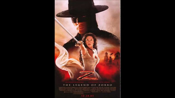 James Horner - The Legend of Zorro - Collecting the Ballots