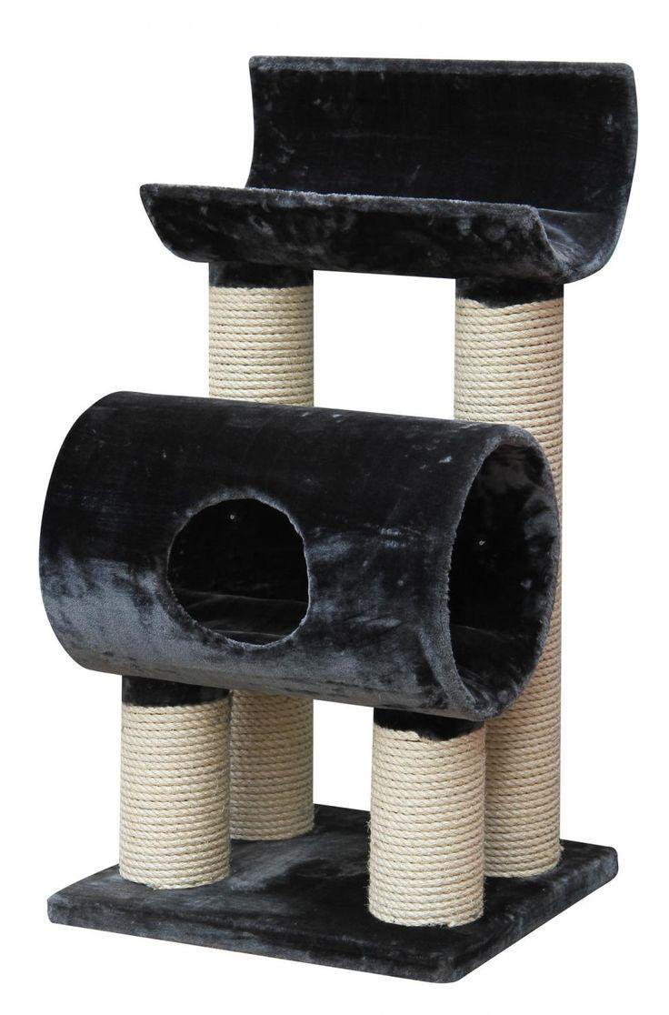 der moderne kratzbaum tivoli xl ist vor allem f r. Black Bedroom Furniture Sets. Home Design Ideas
