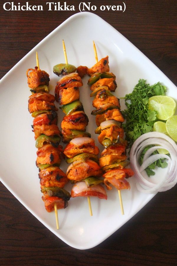 Chicken Tikka Recipe Without Oven Or Tandoor Recipe Tikka