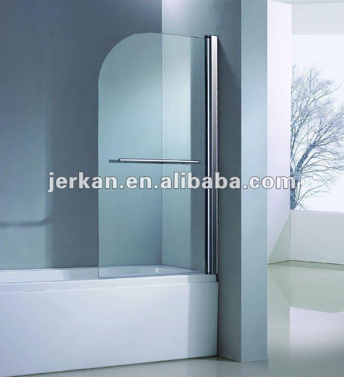 Pivot Bathtub Screen   Buy Bathtub Screen,Bearing Bathtub Screen,Bathtub  Shower Screen Product