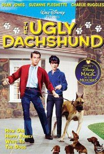 The Ugly Dachshund ~ Today's selection for the kids is another great Disney film. If you are a dog lover this one is made to tailor. Great fun for everyone.