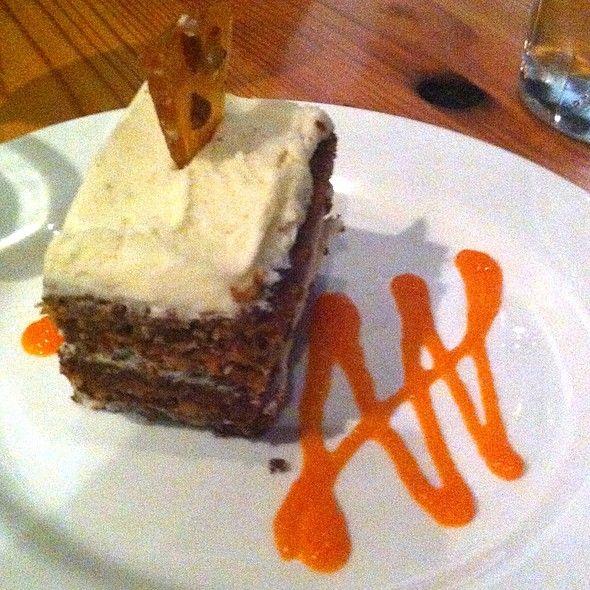 Carrot Cake @ OX