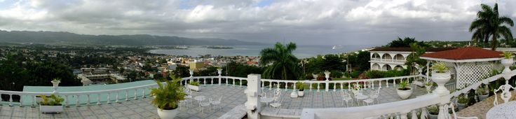 Jamaica: Montego Bay: Richmond Hill Inn Patio