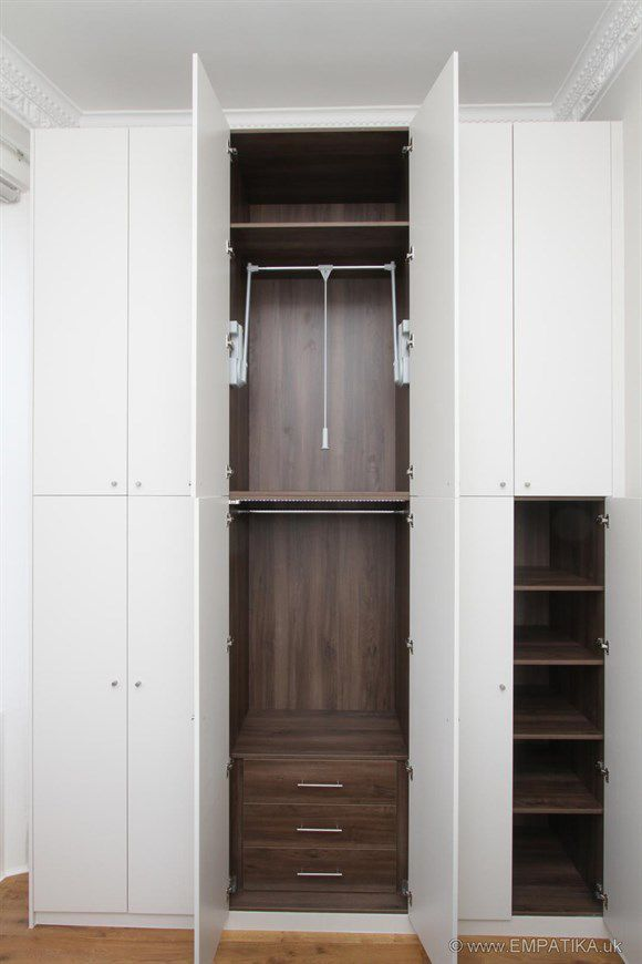 1000 ideas about wardrobe interior design on pinterest for Wardrobe interior designs catalogue