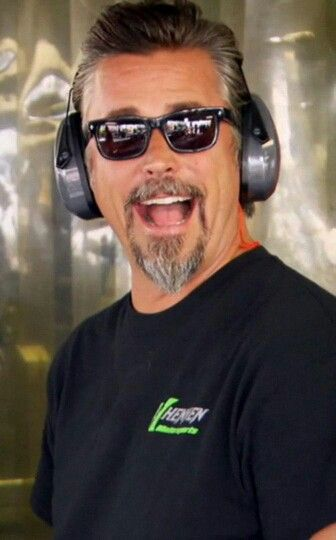 YEAH!! Richard Rawlings at the NHRA in Texas 2014