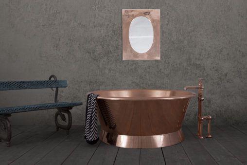 Copper Baignoire