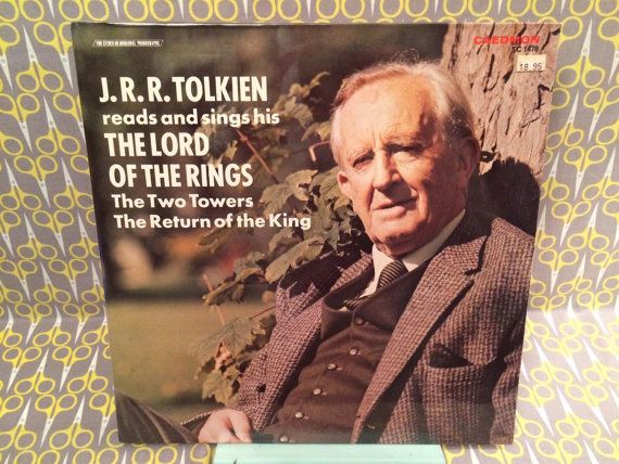 Lord Of The Rings Poem The King Sings