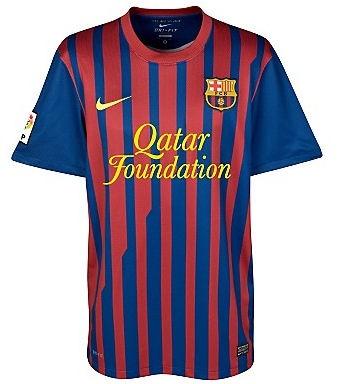FC Barcelona 2011-12 Home Shirt