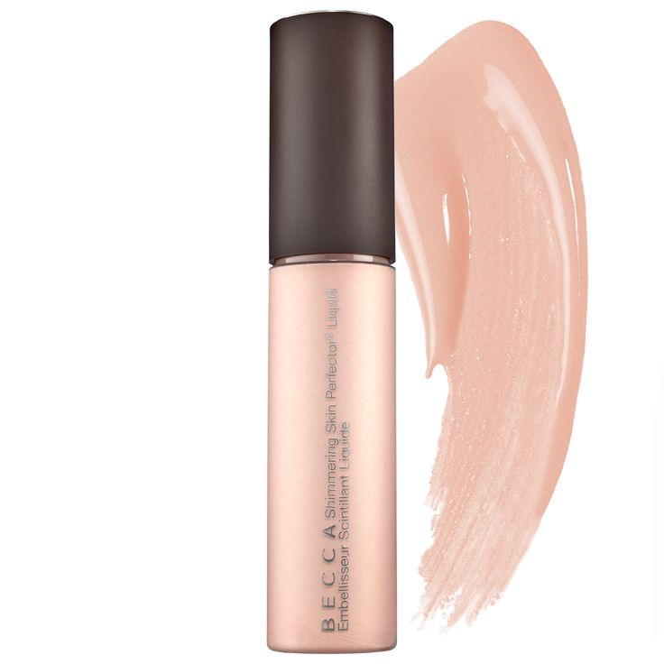 Shop Becca's Shimmering Skin Perfector at Sephora. The liquid highlighter is infused with light-reflecting pearls to give skin natural-looking radiance.