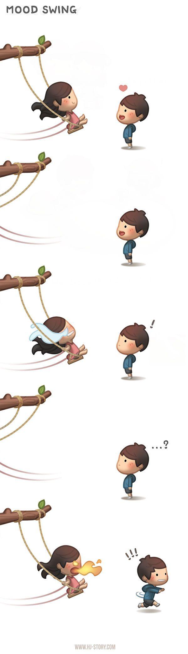 Girlfriend swinging stories