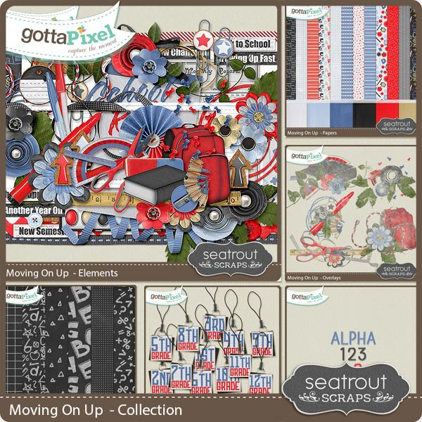 Moving On Up Bundled Collection :: Gotta Grab It :: Gotta Pixel Digital Scrapbook Store by Seatrout Scraps