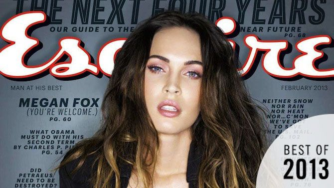 Esquire's Interview with Megan Fox Is the Worst Thing Ever Written | VICE United Kingdom