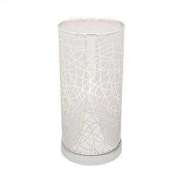 Fabian Table Lamp - Silver