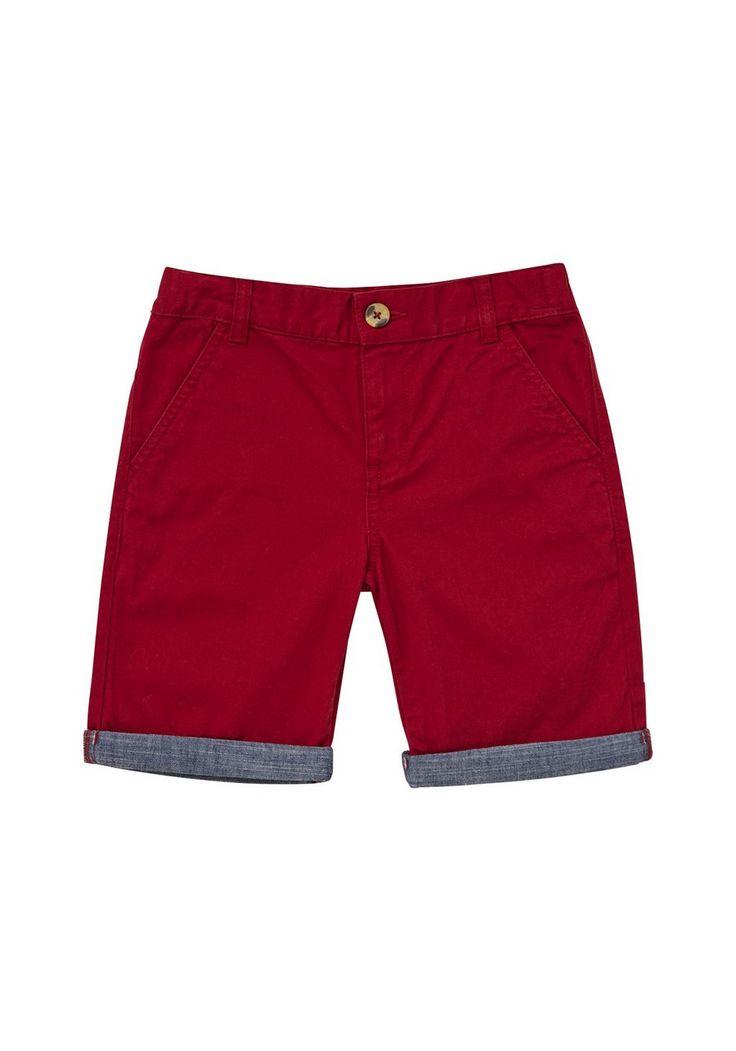 Clothing at Tesco | F&F Chino Shorts > shorts > Shorts > Kids
