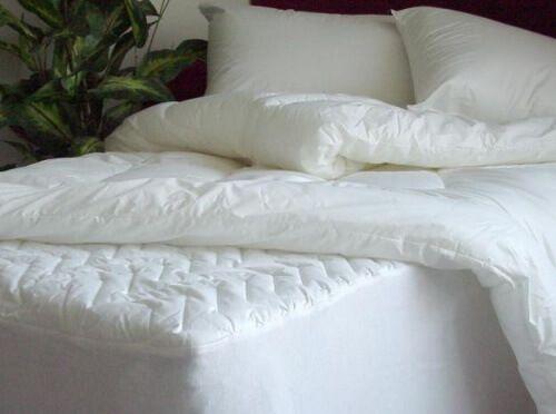 """Weißt du, wie viele Hausstaubmilben sich in deiner Matratze breit machen können? Zwischen 100 000 und 10 000 000 - je nach Alter der Matratze. Dies stellt ein direktes Gesundhietsrisiko dar. Leidest du an einer Allergie oder an Schlaflosigkeit, ohne zu wissen, dass das Problem täglich in deiner Matratze """"schläft""""?"""