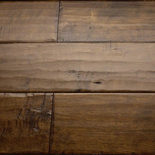 Dark Wood Floor