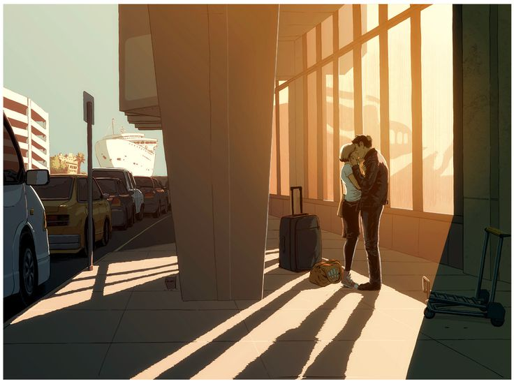 Departures (2015) on Behance