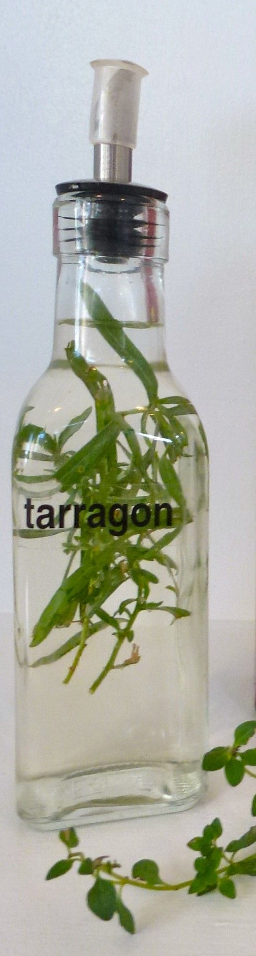 """Start with the best wine vinegar you can afford. Your """"secret"""" recipe tarragon vinegar will receive rave reviews."""