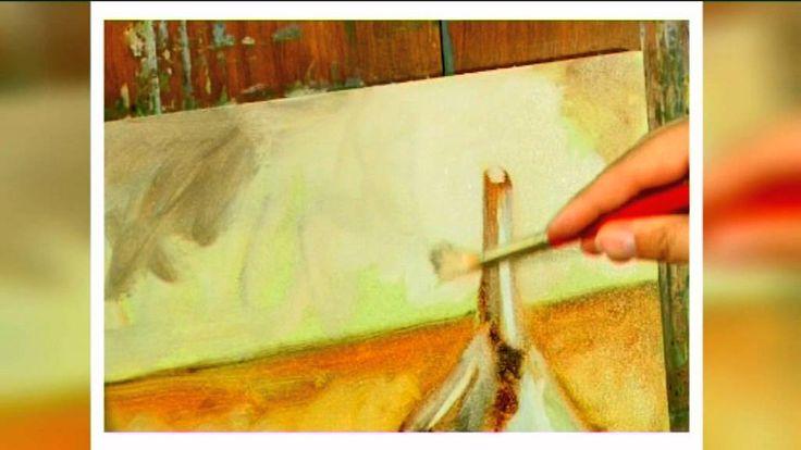 #Schmincke # Ölfarben # Oil Paint # Video #Tutorial #Anleitung