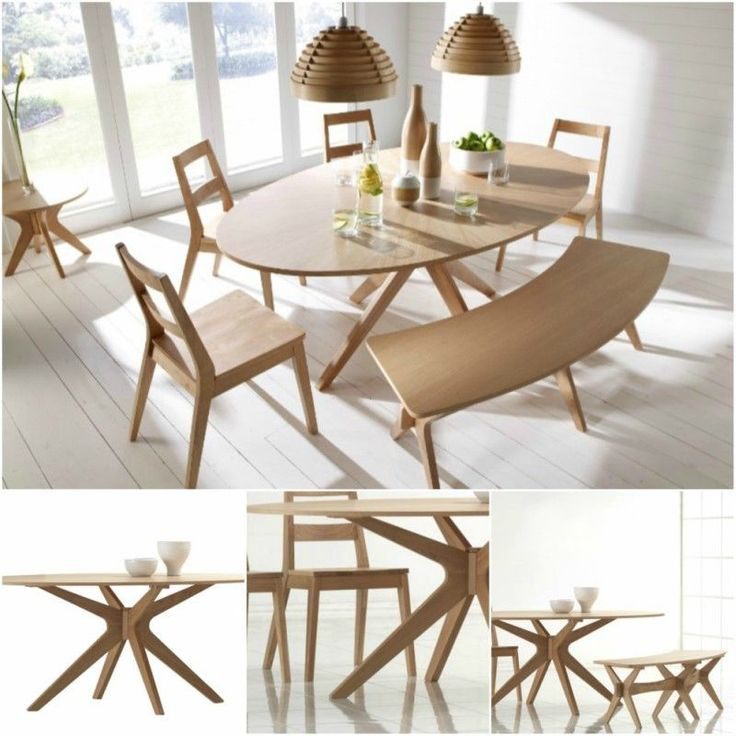 Best 25+ 8 seater dining table ideas on Pinterest | Wood table ...