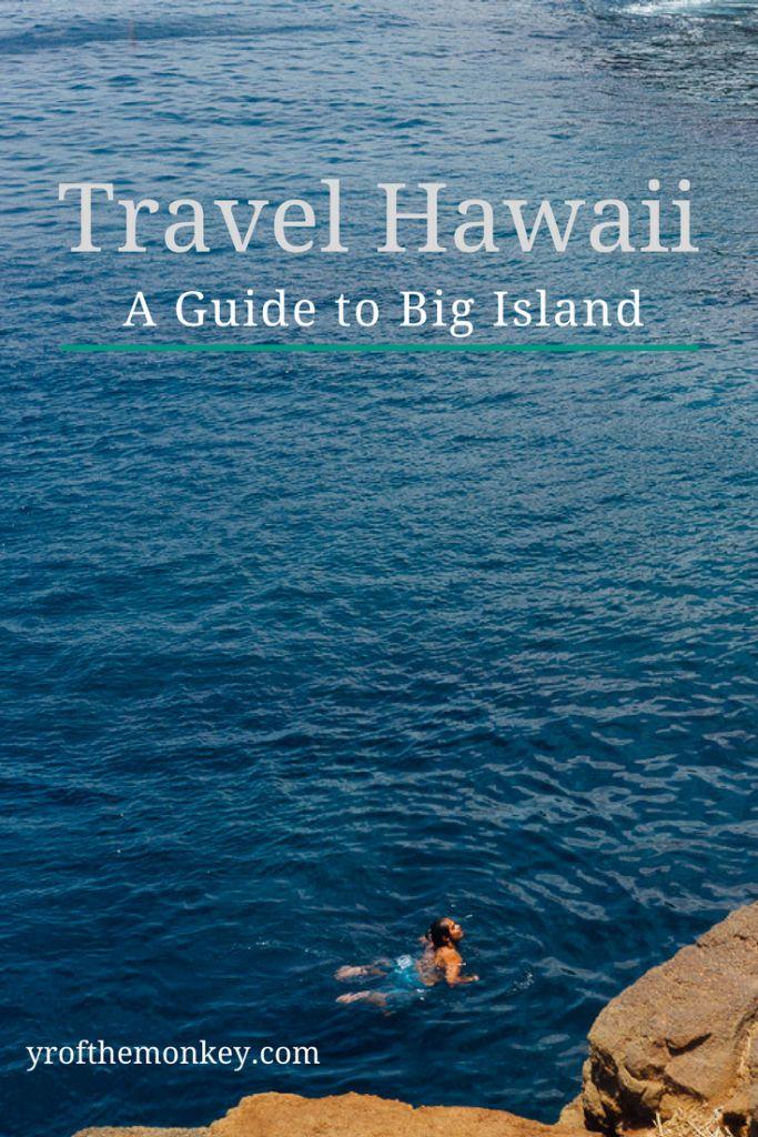 Adventures on Big Island, Hawaii.