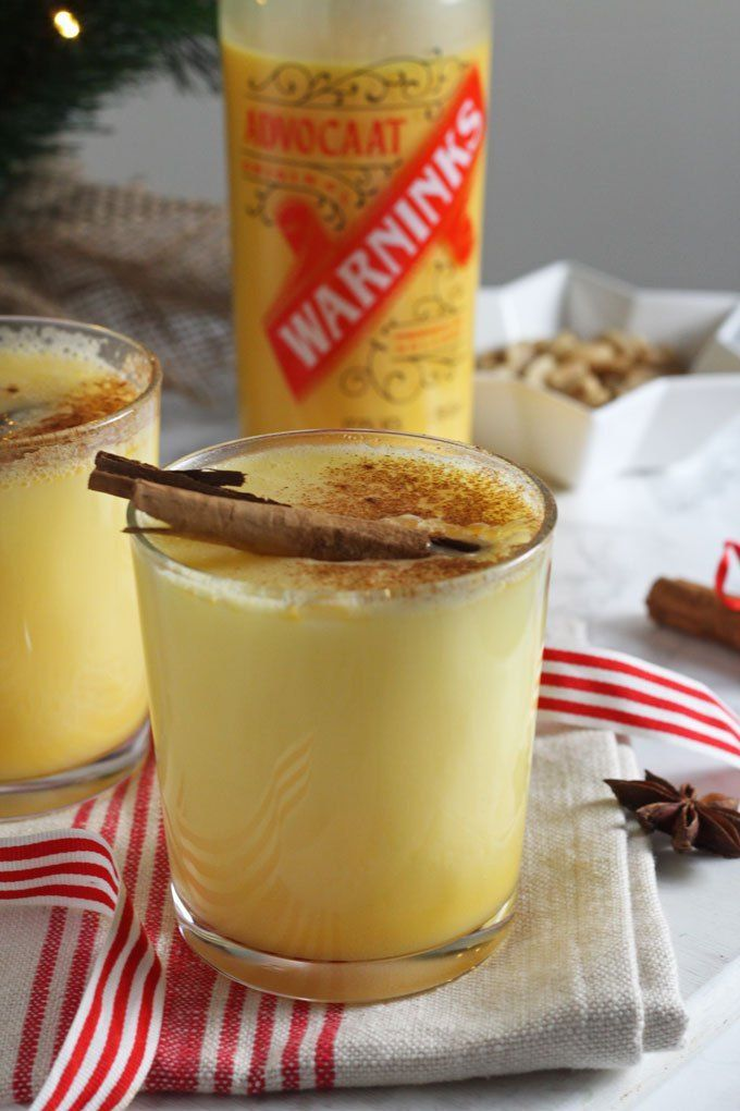 Festive Traditions with Advocaat Snowball Christmas Cocktail