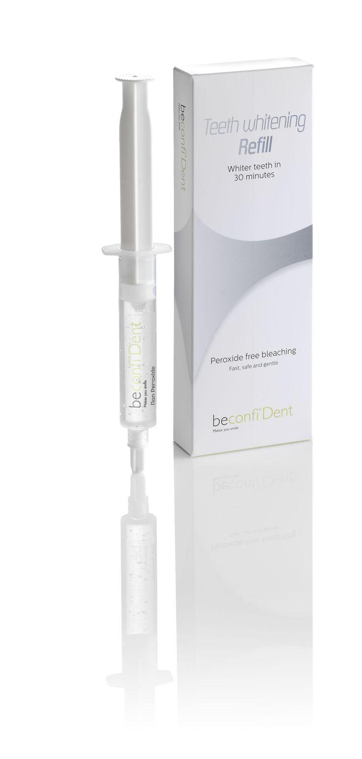 BeconfiDent bělící gel - refil