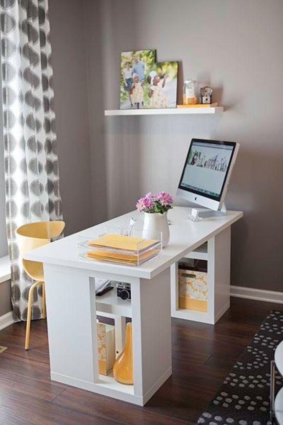 M s de 25 ideas incre bles sobre dise o de oficina moderna for Ideas oficinas modernas