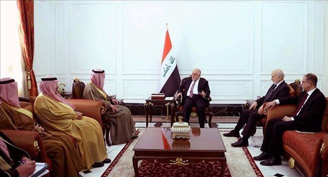 YENİ DÜNYA GÜNDEMİ ///  Suudi Arabistan´dan 14 yıl sonra bir ilk: Dışişleri Bakanı Cubeyr, Bağdat´ta