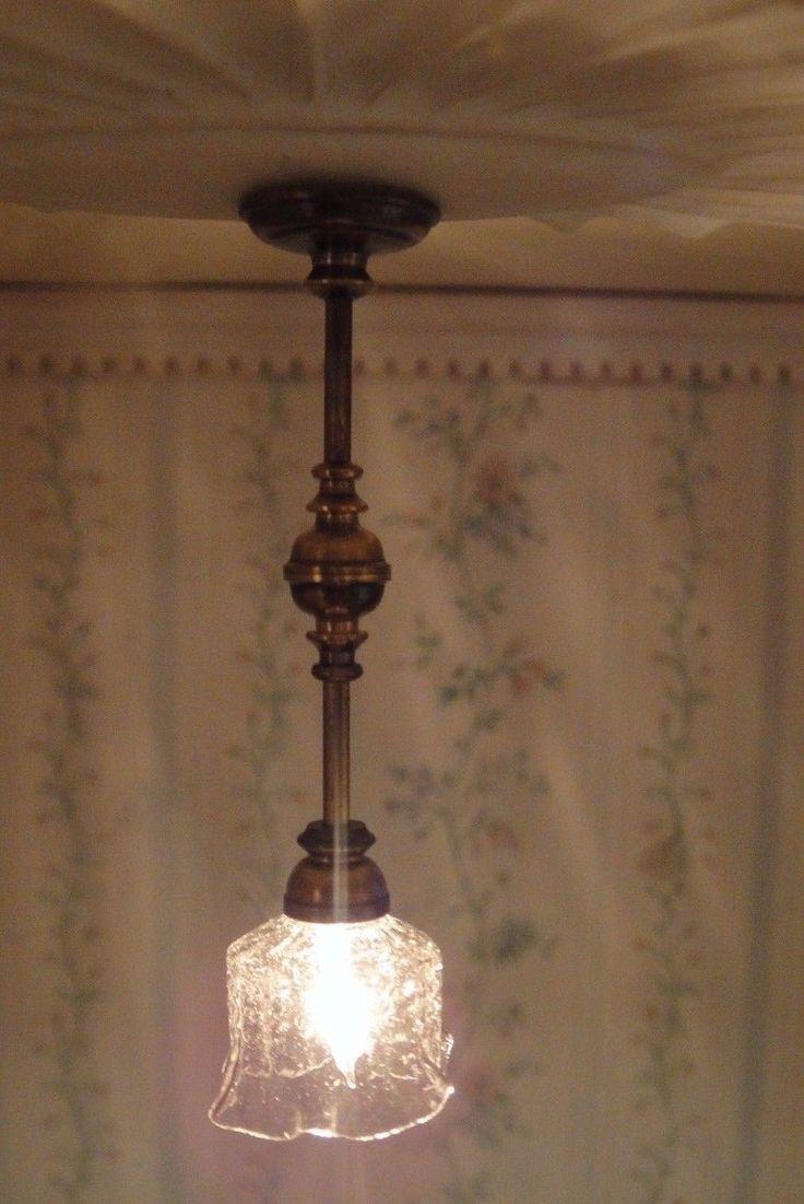 lighting for dollhouses. scott hughes of lightingsu0027 ceiling light lighting for dollhouses