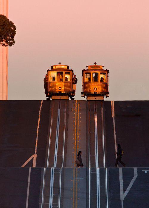 Hill Top Trolleys, San Francisco