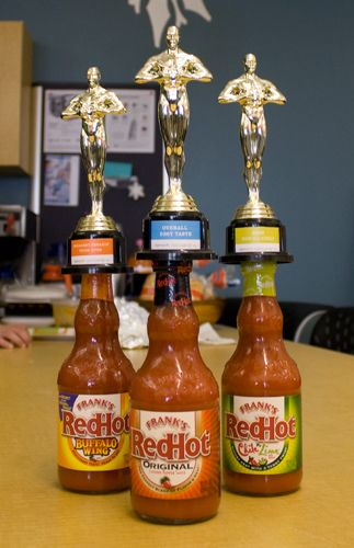 If you claim to know of a classier Chili Trophy Statue, you are a liar.