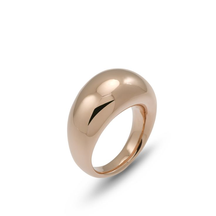 ring pink gold nobile collection