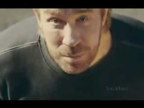 Chuck Norris & Steven Seagal Funny Advertisement for Mountain Dew