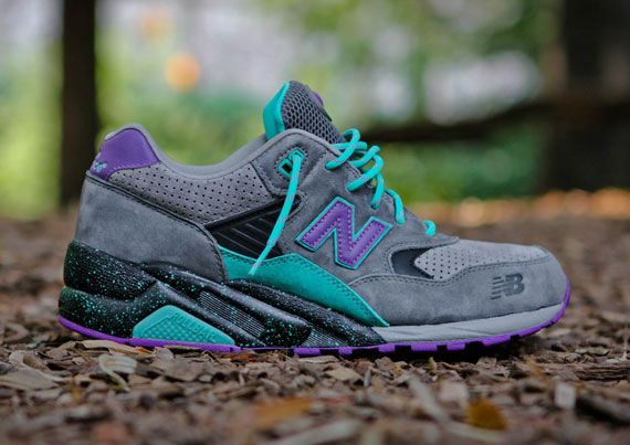 West NYC x New Balance MT580 Alpine Guide Black Friday Re Stock