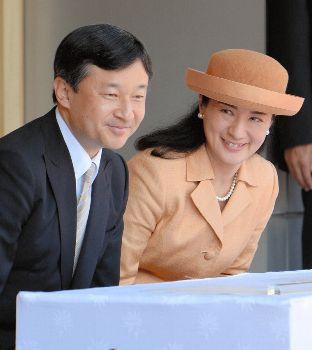 Crown Princess Masako, October 12, 2013 | The Royal Hats Blog