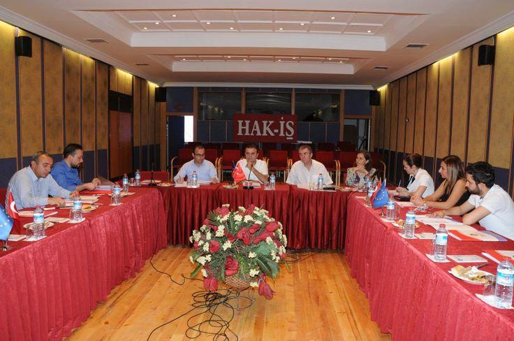 Çayı Projesi'nin yönetim toplantısı yapıldı