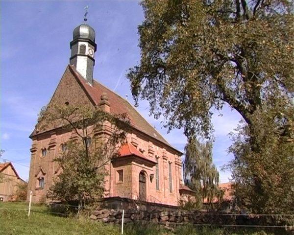 Amorbach-Beuchen, Filialkirche Heilige Vierzehn Nothelfer (Miltenberg) BY DE