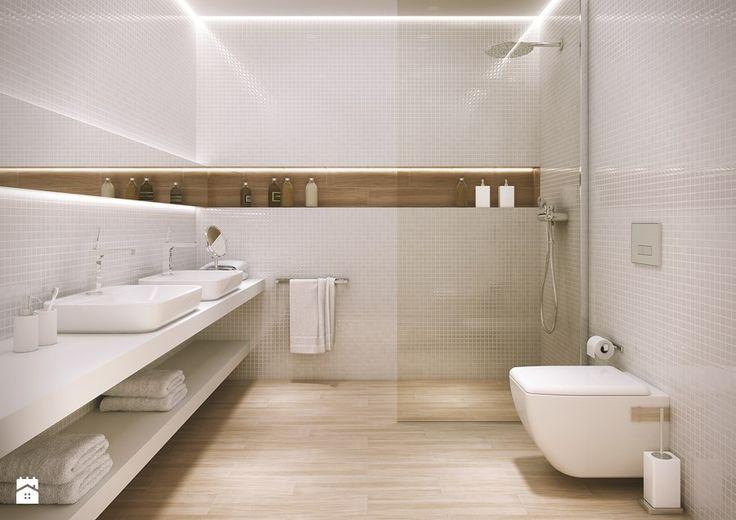 Duża łazienka - zdjęcie od eplytki.pl