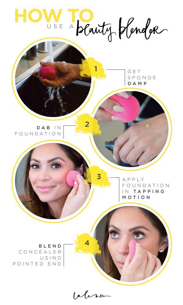 Challenge 1 is up Vote NOW in Allure's Beauty Blogger Awards—amazing prizes are up for grabs! #AllureBBA http://blogger-awards.allure.com/submission/the-best-makeup-sponge/ | Marianna Hewitt La La Mer